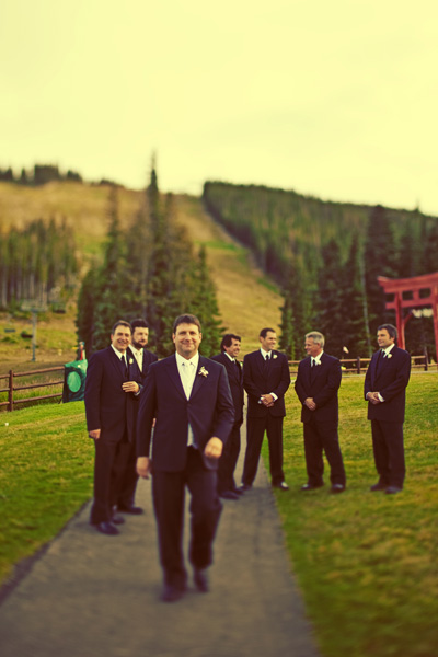 Wedding at Spruce Saddle in Beaver Creek Colorado