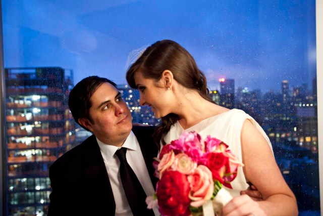 Wedding at the Standard Hotel in New York City