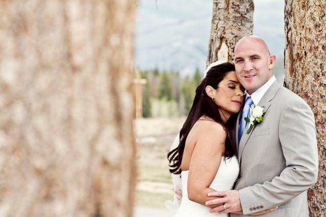 Wedding at Spruce Saddle in Beaver Creek Colorado