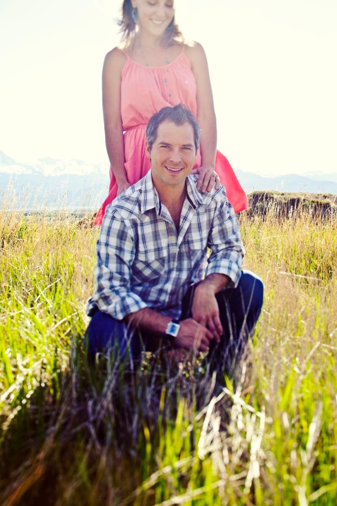 Engagement Photography in Leadville Colorado