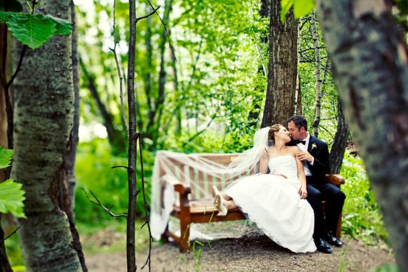 Wedding at Saddle Ridge in Beaver Creek