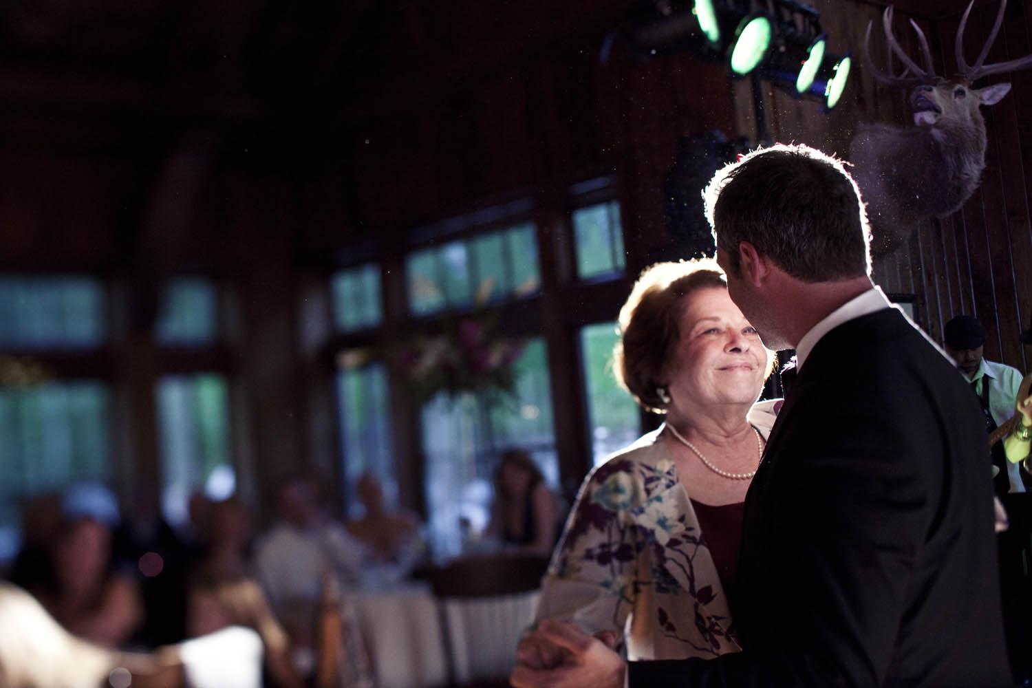 Wedding at Saddle Ridge in Beaver Creek