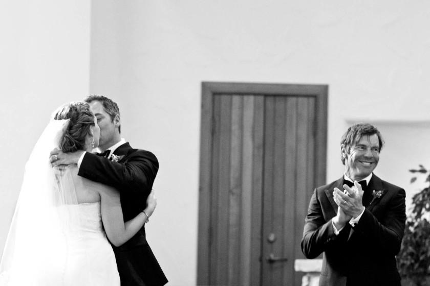 dennis quaid at his brothers wedding