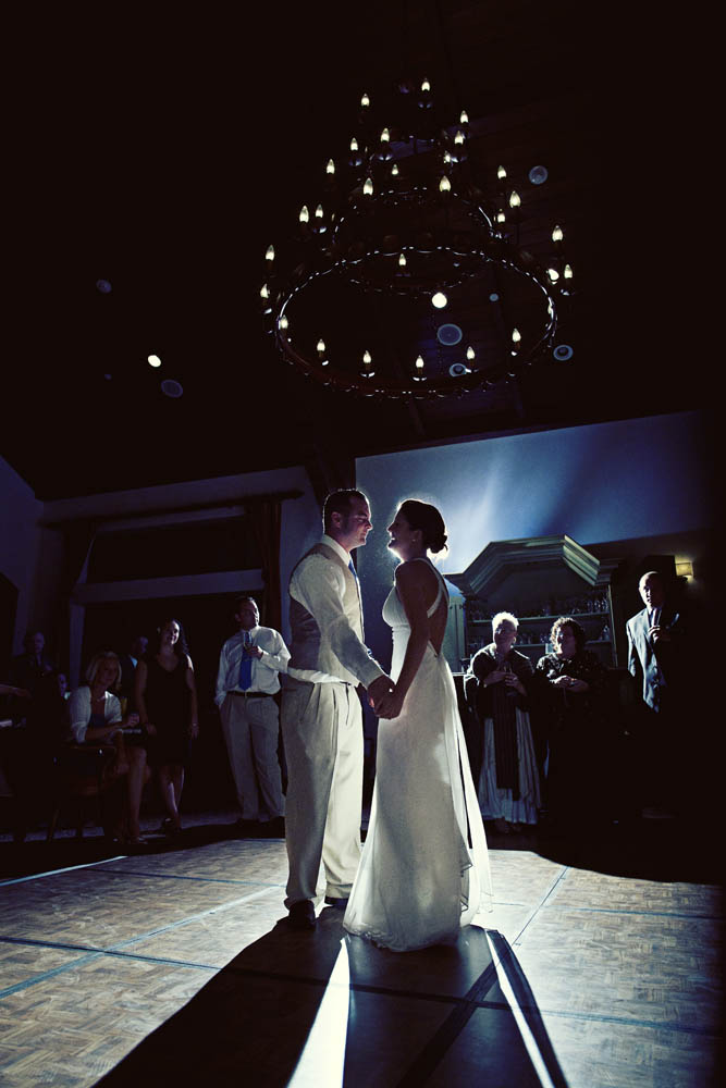 a wedding at the Arrabelle, Vail. Co