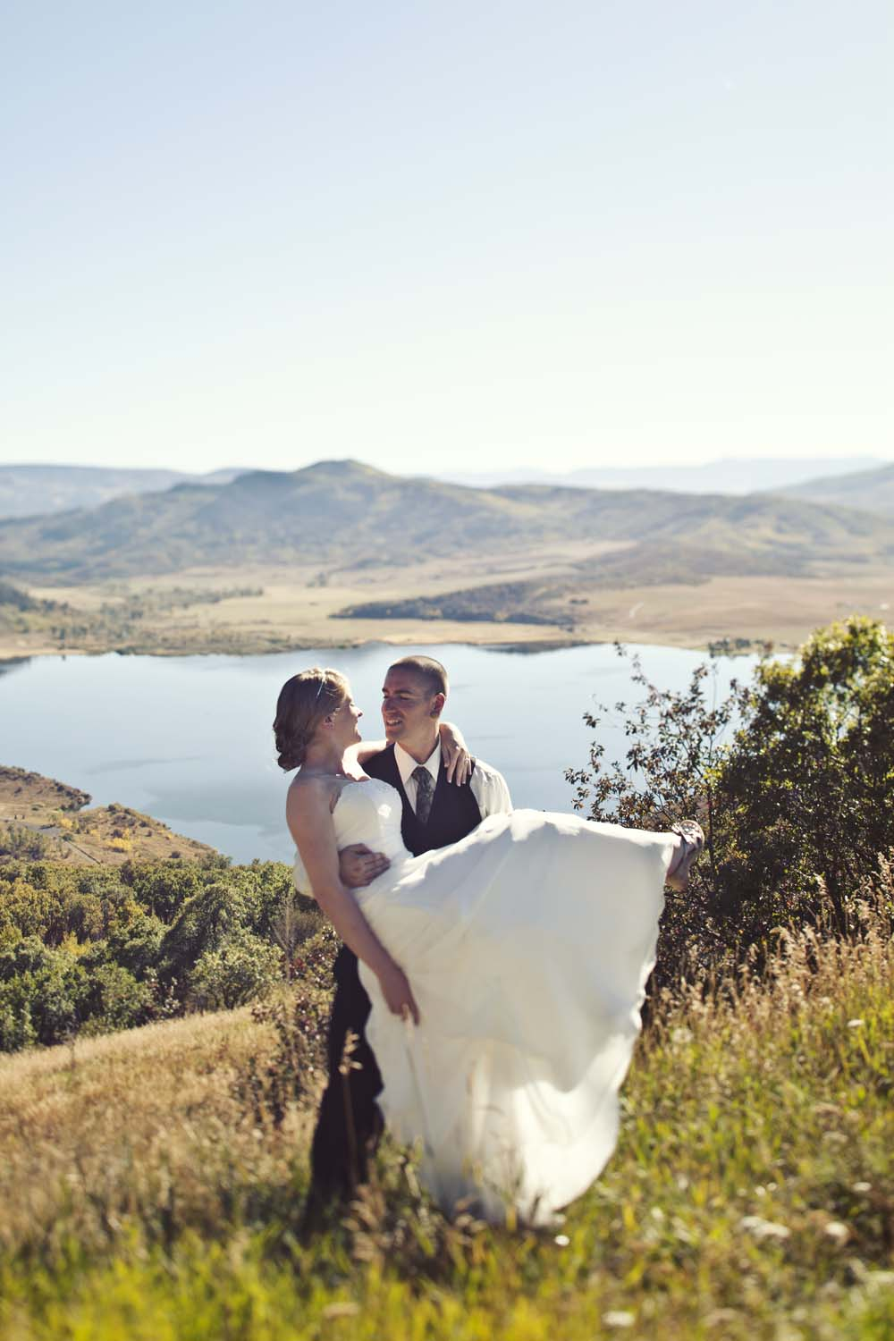 Summer Wedding in Steamboat Colorado