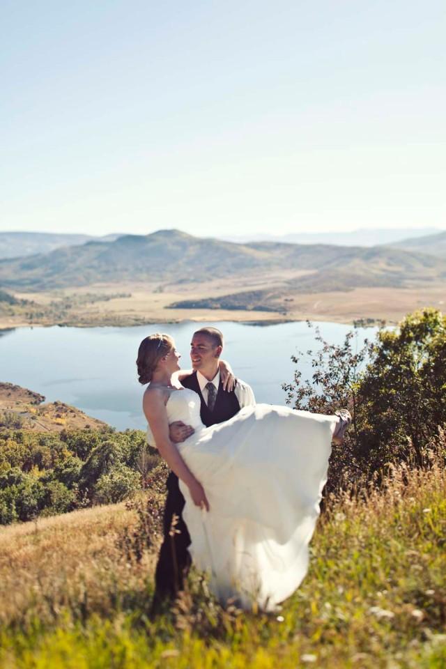Summer Wedding in Steamboat Colorado