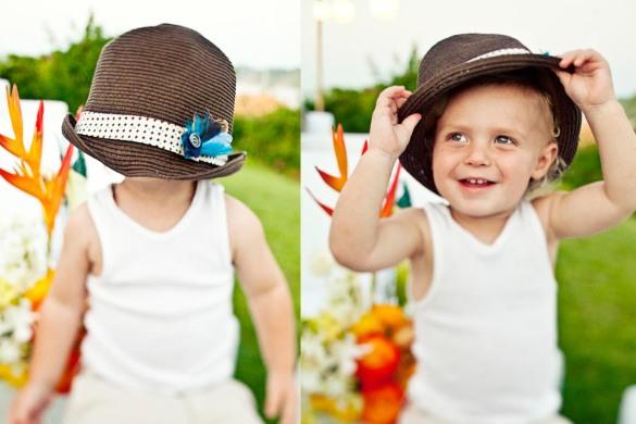 Cute Babies at Weddings