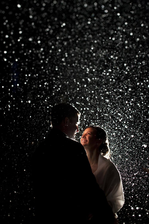 You Have To Love A Winter Wedding In Vail Colorado Matt
