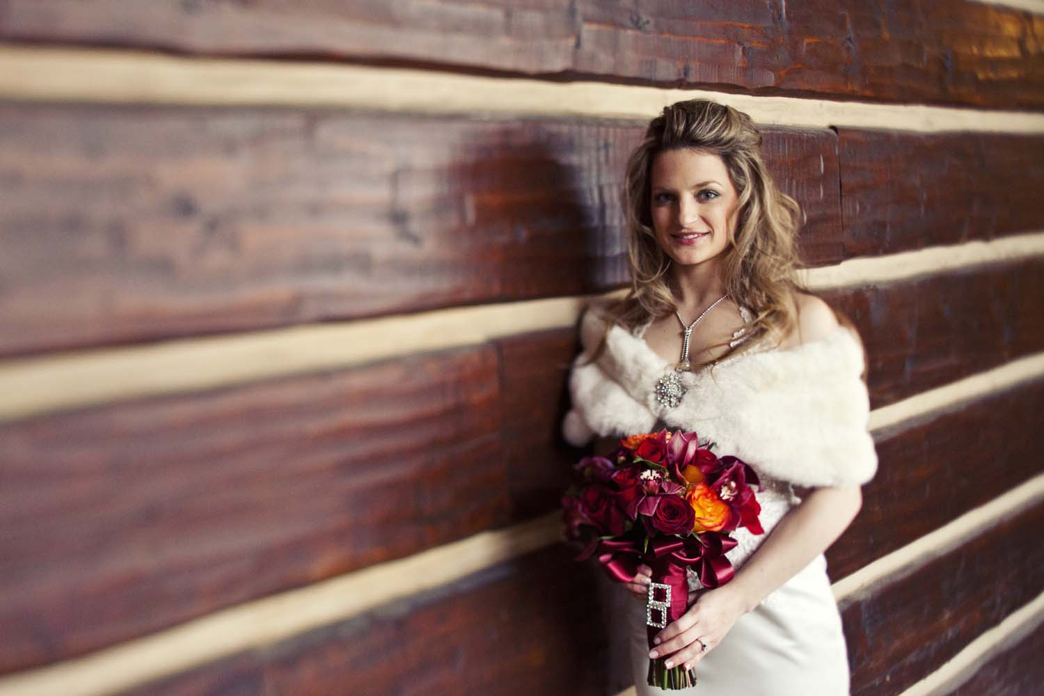 A winter wedding at the Ritz Carlton in Bachelor Gulch Colorado
