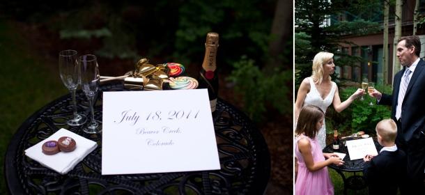 A Wedding at the Villa Montane
