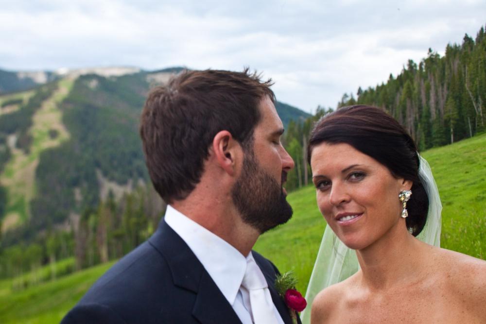 Wedding at the Westin in Beaver Creek Colorado.