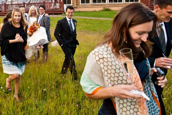 Wedding Photography at Beano's Cabin in Beaver Creek Colorado