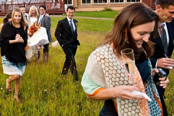 Wedding Photography at Beano's Cabin in Beaver Creek Colorado