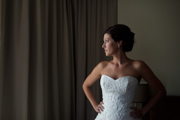 Bride portrait photography