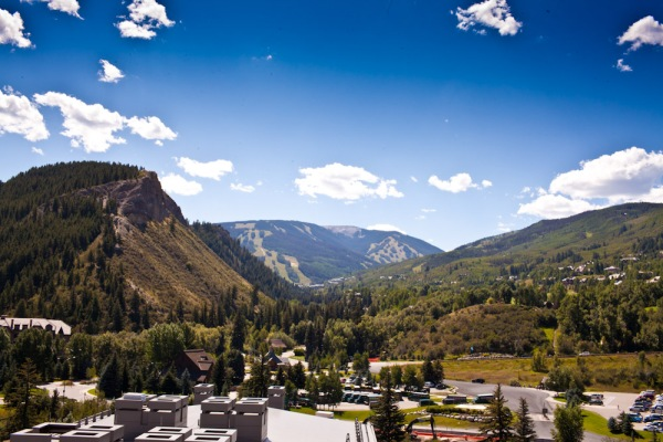 Photo of Beaver Creek in the Summer TIme.