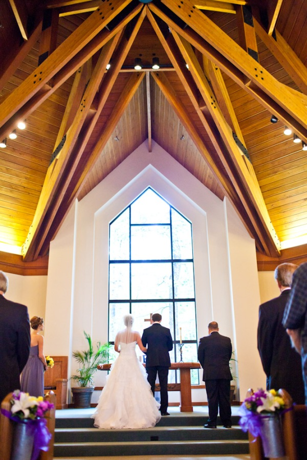Wedding at Beaver Creek Chapel