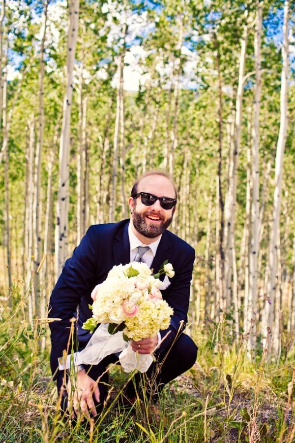 Mountain Wedding in Colorado