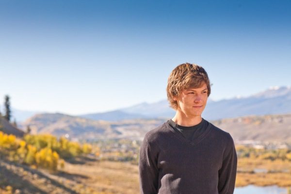 senior portrait photography in Denver Colorado