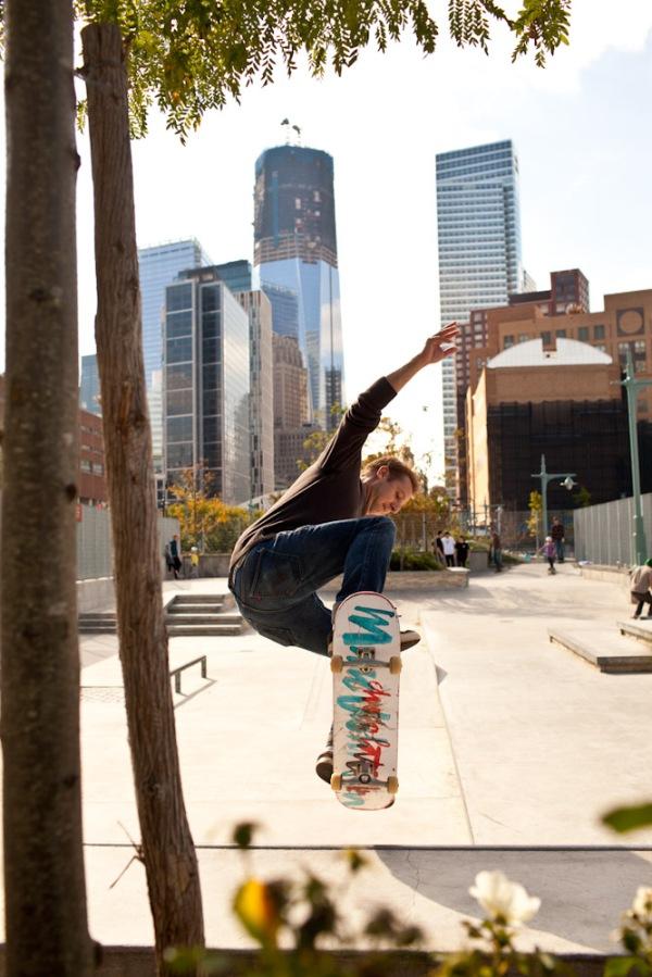 Tribeca Skatepark