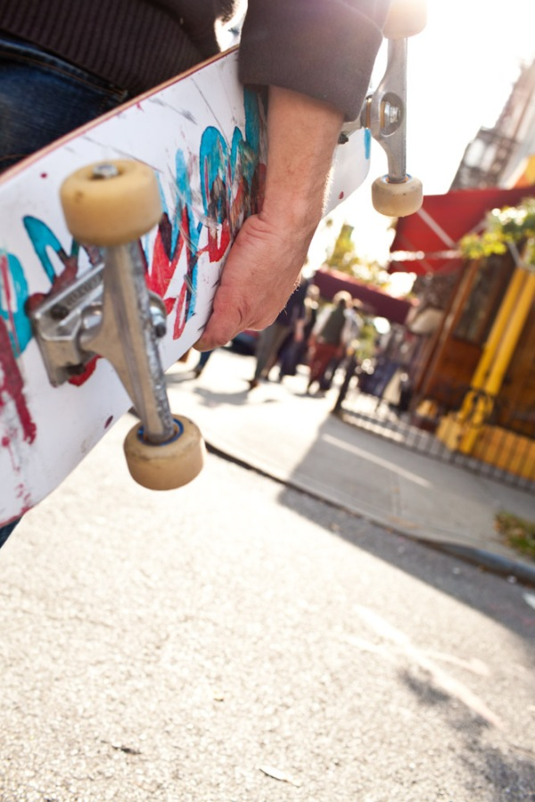 New York City Skateboard photography