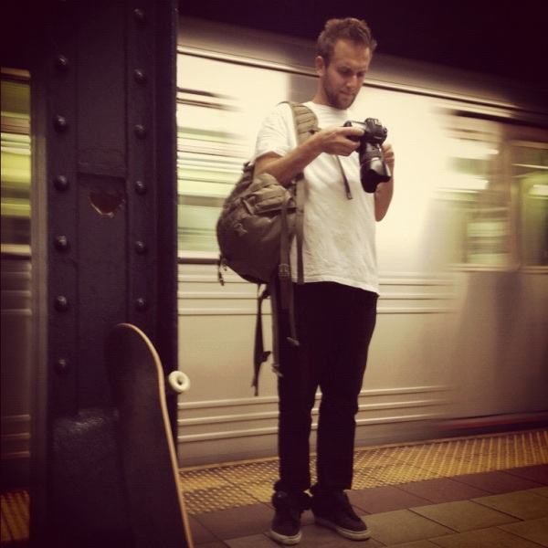 New York City Skateboard Photographer