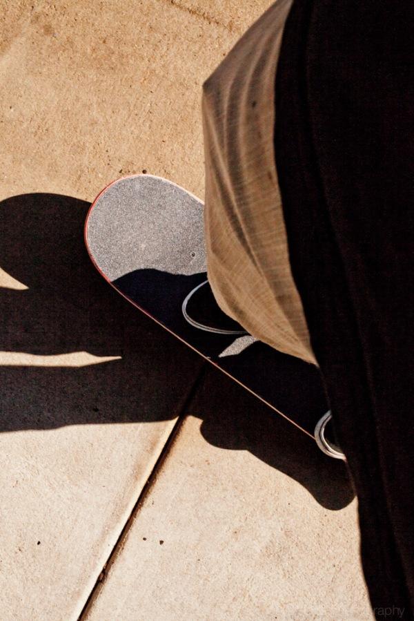 Skateboarding in New York City