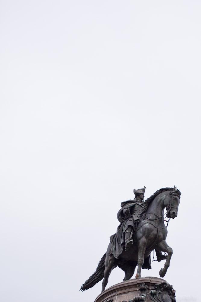 Statues in Philadelphia