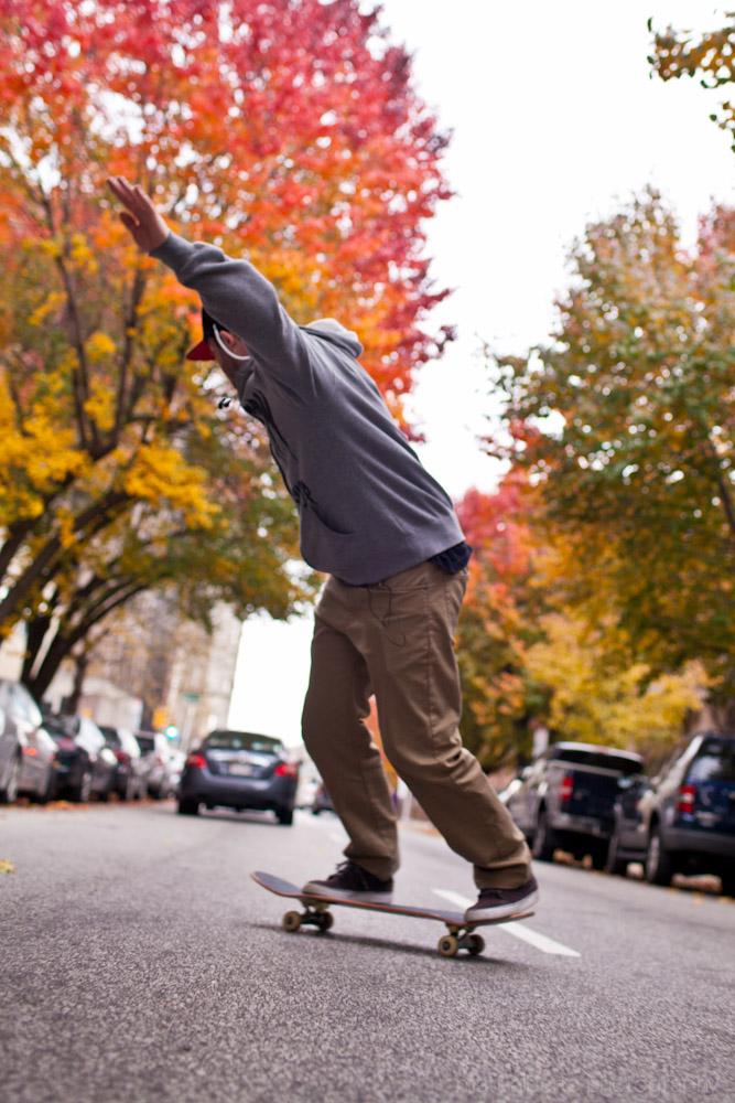 Street Skateboarding in Philadelphia PA, Reign Skate