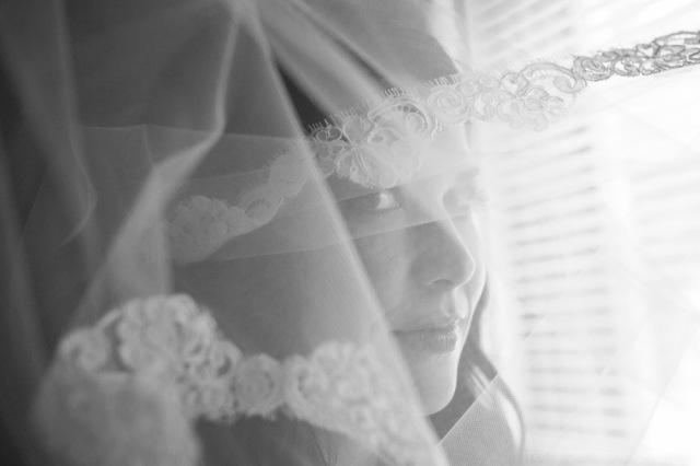 Beautiful Bride in Vail Colorado