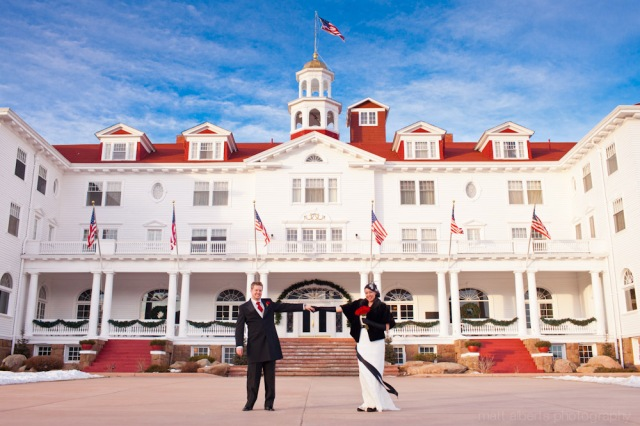 Vintage Wedding at the Stanley Hotel