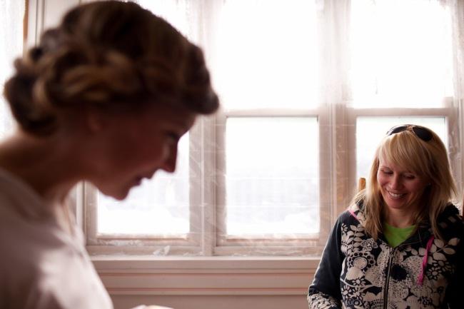 Winter Wedding in Silverton Co