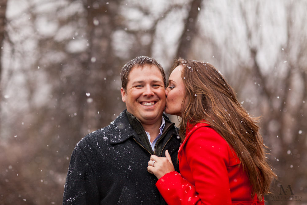 Engagement Photography in Beaver Creek Colorado